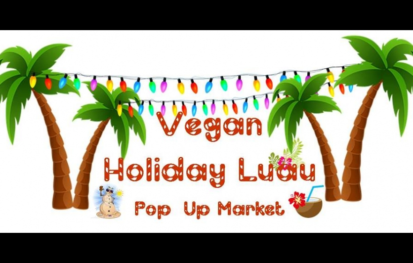 Vegan Holiday Pop-Up