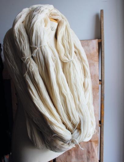 fun textured scarf