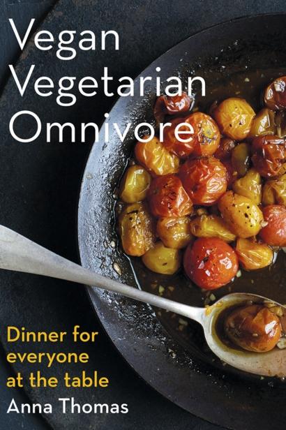 anna thomas cookbook vegan, vegetarian, omnivore