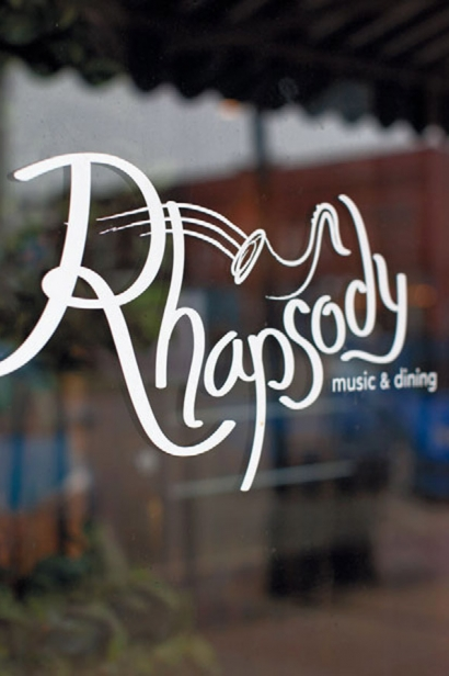 Rhapsody Music and Dining