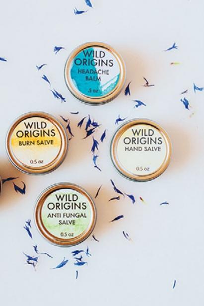 wild origins salves